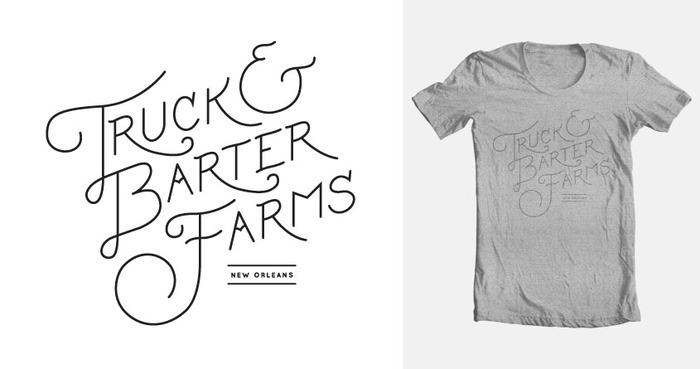 Kickstarter t-shirt design