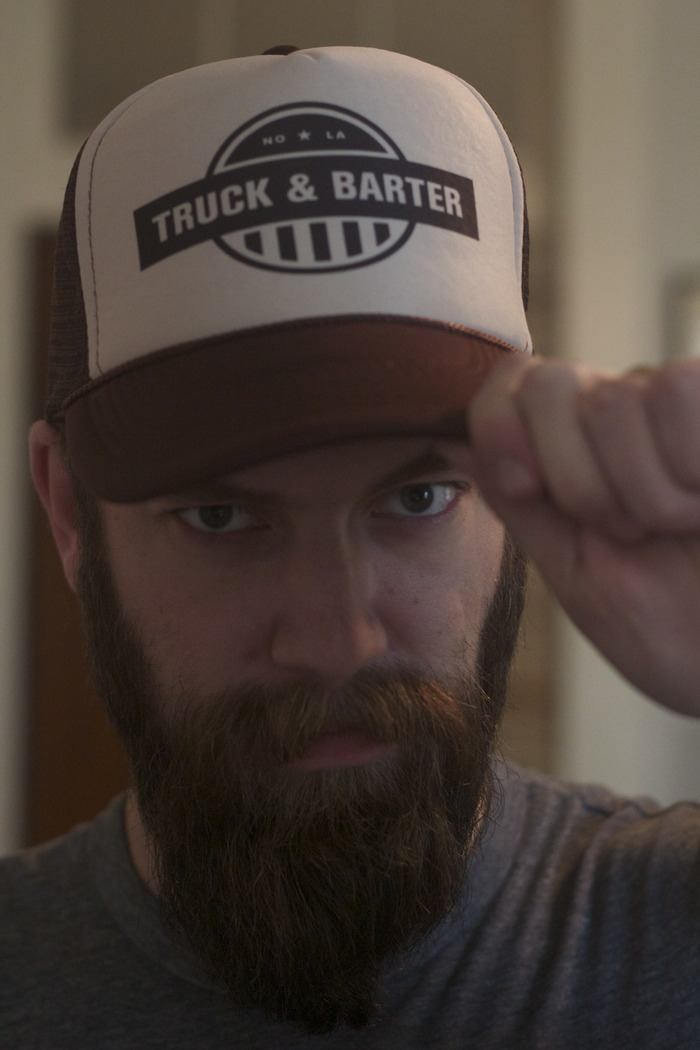 Team Truck & Barter hat.