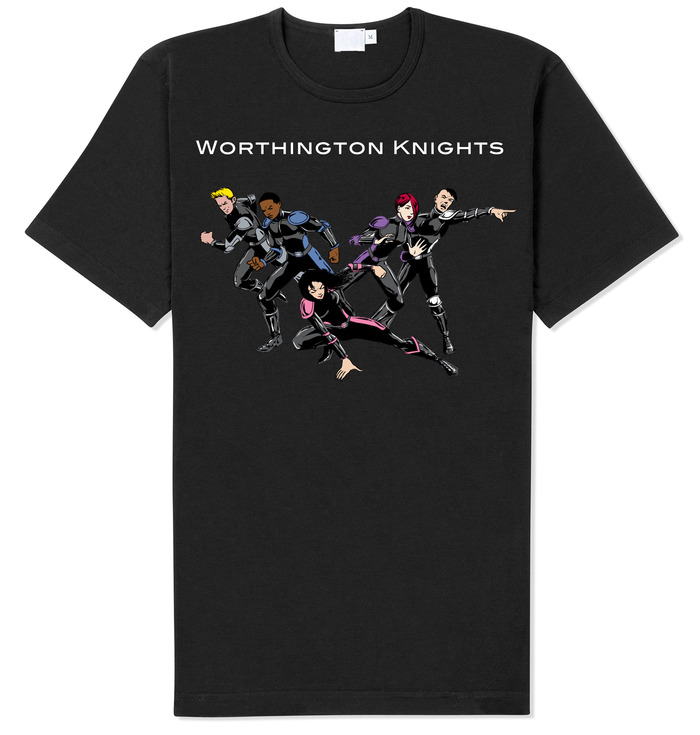 Worthington Knights T-Shirt