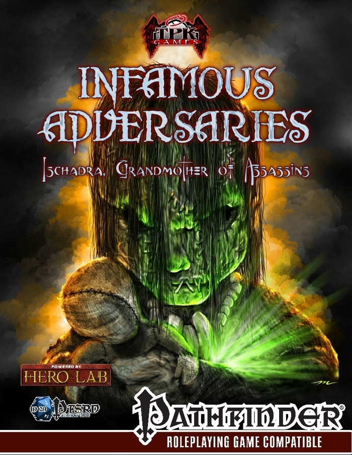 Infamous Adversaries: Ischadra, Grandmother of Assassins
