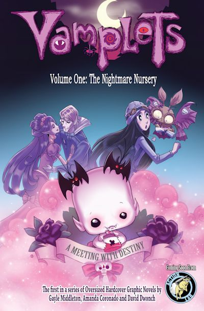 Vamplets Comic- Issue One
