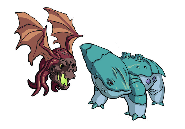 Want to keep a vargouille or a bulette as a pet? We'll show you how!