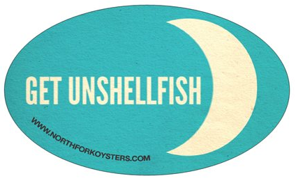 """Get UnShellfish"" Sticker Reward"