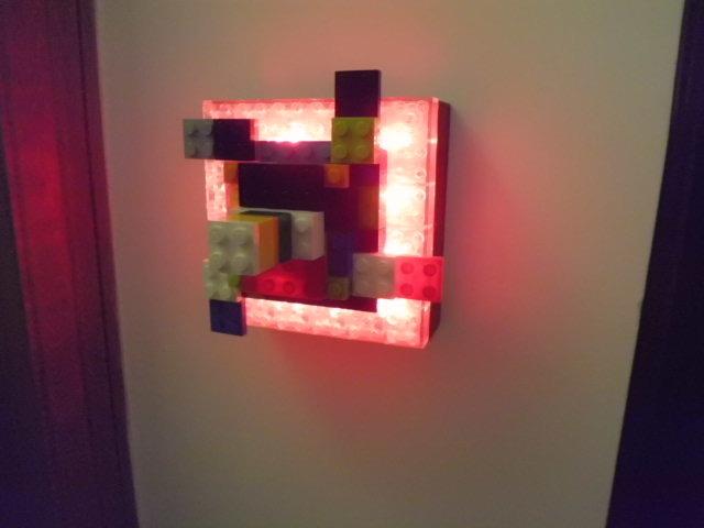 Wall mounted LiteUpBase