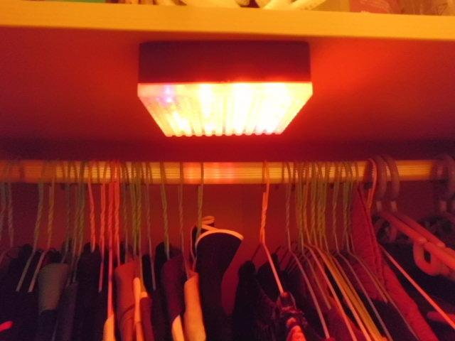 LightUpBase as ceiling light