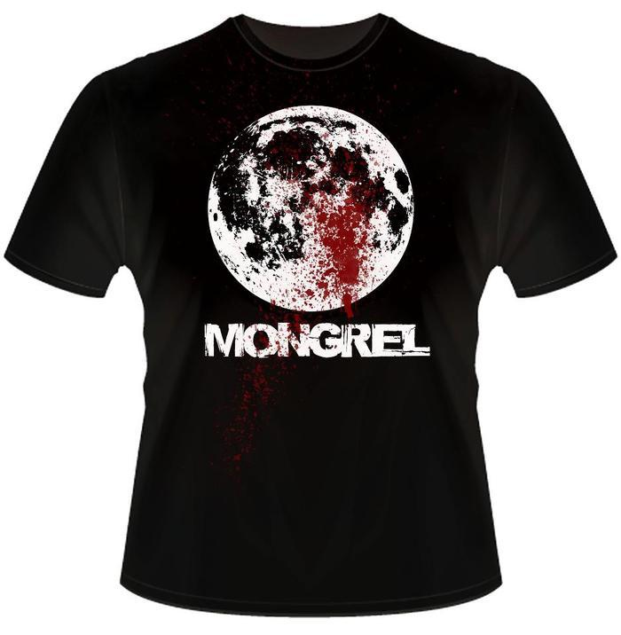 Bloody Mongrel Tee