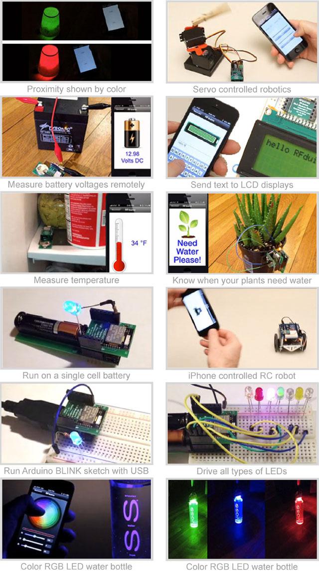Arduino Project Ideas - Arduino Playground - HomePage