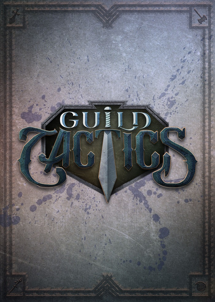 Guild Tactics CCG Card Back (Artist: Eric Ninaltowski)