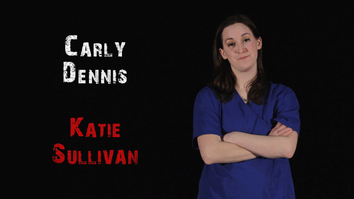 Katie Sullivan, supporting female role