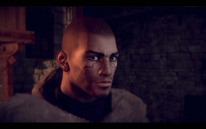 In-game real-time screenshot of Kian Alvane