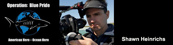 Shawn Heinrichs, Blue Sphere Media