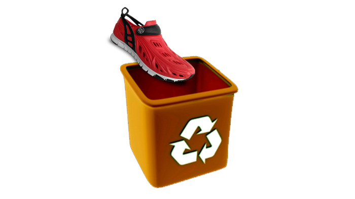 CROSSKIX are 100% recyclable!