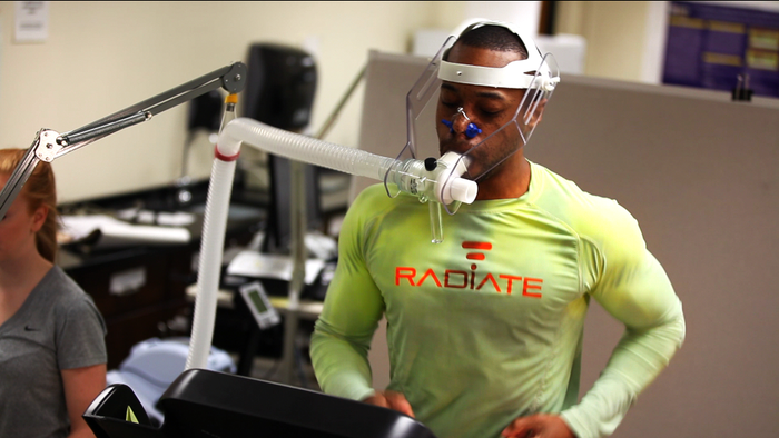 VO2 Measurement; Perceived Rate of Exertion Testing (PRE)