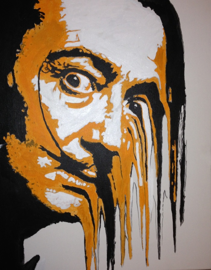 Pop Art Yourself - Custom portraits painted by hand by C ...