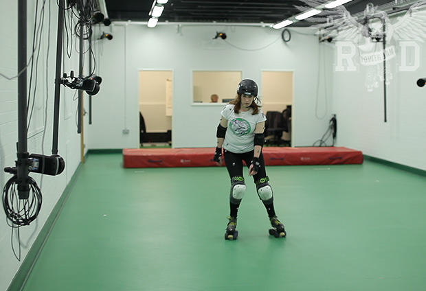 Motion capture recording