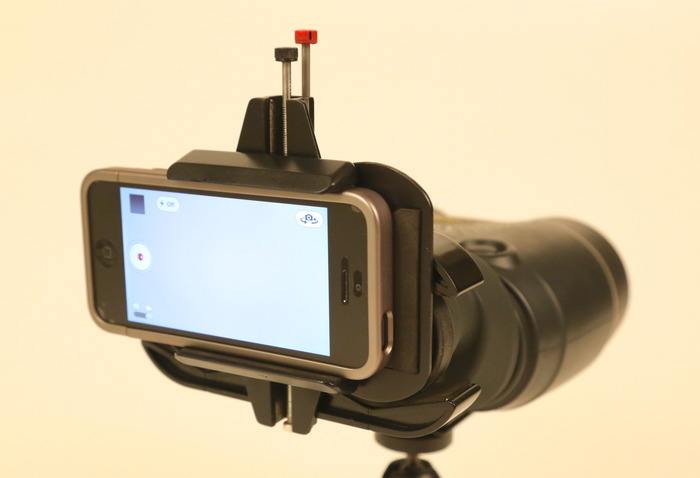 Snapzoom: The Universal Smartphone Scope Adapter