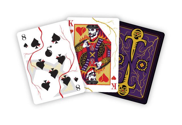 Succubus Cards