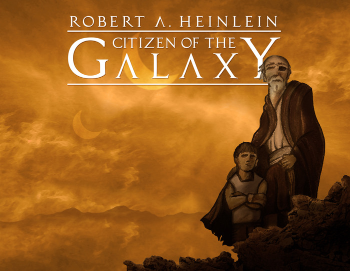 the literary works of robert heinlein Robert a heinlein, a former aviation engineer whose clever interweaving of  imagination and technical expertise helped make him one of the.