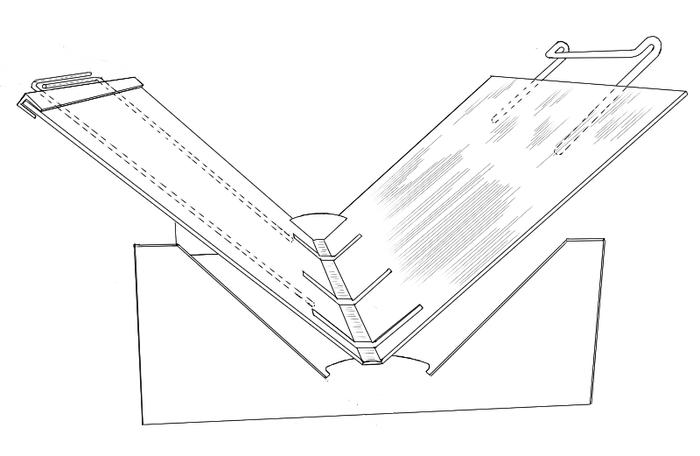 Folding and un-folding...
