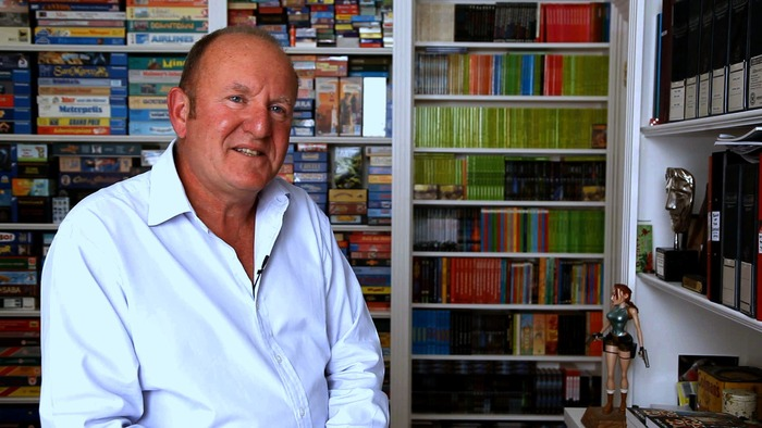Ian Livingstone - Eureka, Games Workshop & Eidos