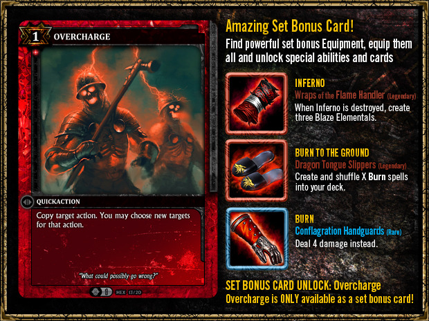 trading card game online hex