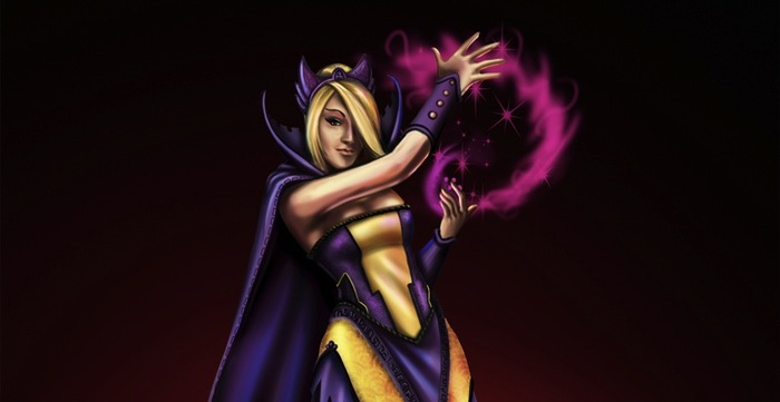 Enchantress Hero Artwork