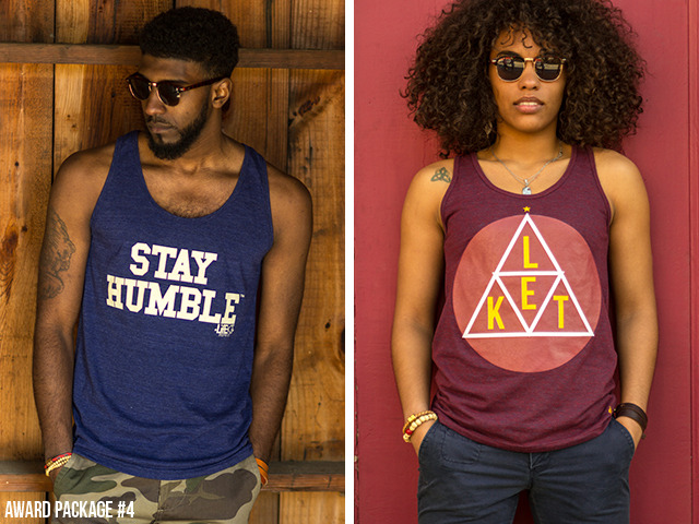 [$25 or More] LifE KiT Tanks: What better way to take in the rays than in a classic LK Tank.  ...dont't be afraid to show a little skin. (Availiable in unisex sizes XXS, XS, S, M, L, and XL)