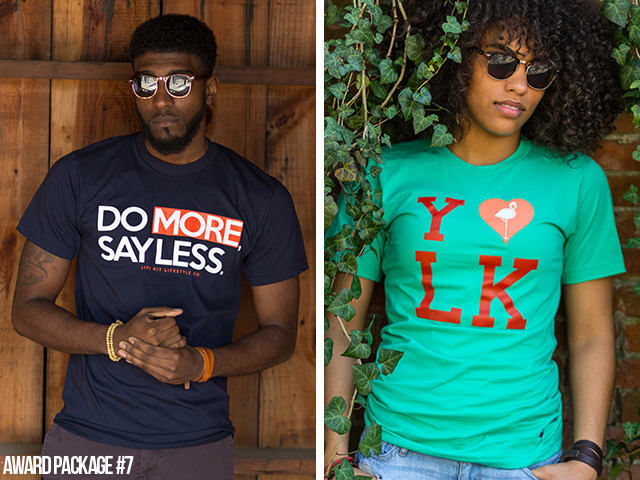 [$35 or More] Do More Say Less & Y Love LK Tee: Somethings are indeed, just better left unsaid. Y Love LK?... Because anything else would be unlike you. :)  (Availiabe in unisex sizes XXS, XS, S, M, L, XL)