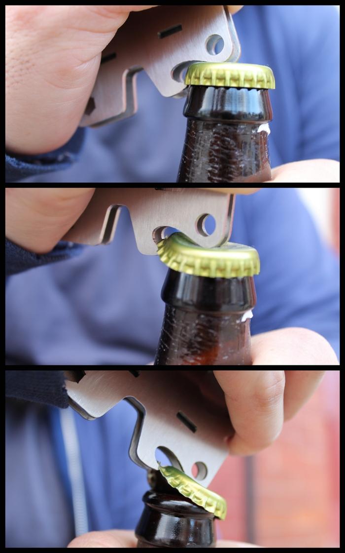Poppin' bottles!