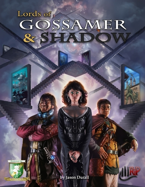 Lords of Gossamer & Shadow Cover