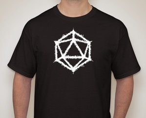 D20 Tribe Shirt