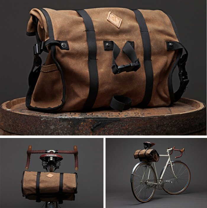 No. 15 SADDLE BAG BY HMPL