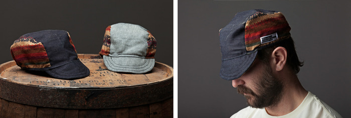 DENIM CYCLING CAP BY HMPL