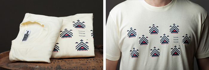 SCREEN PRINTED ORGANIC T-SHIRT
