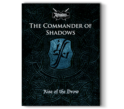 Taking the PCs from levels 18-20, this epilogue closes the curtain on the Rise of the Drow trilogy once and for all.