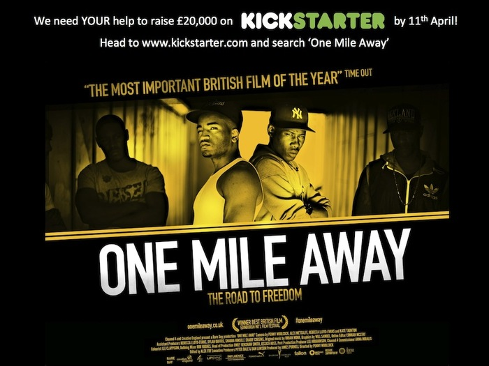 One Mile Away Kickstarter Campaign