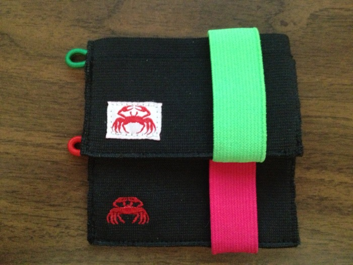 "At this stage, the crab comes in. Most people know me as ""Crabby"" (derived from my last name). Everyone naturally started calling it the Crabby Wallet. The name stuck, and I knew I had to mark the wallet with a crab."