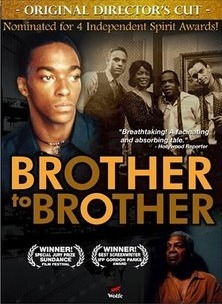 REWARD! signed DVD of Brother to Brother by Rodney Evans