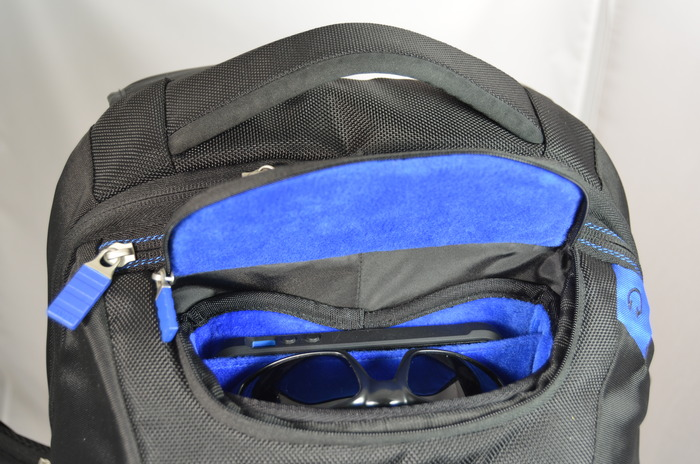 Protect Pocket is a hard case pocket designed for Sunglasses