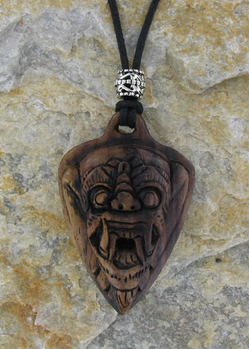 $35 or More REWARD 13-Smiling Beastie (Sabo Wood-Limit 100)