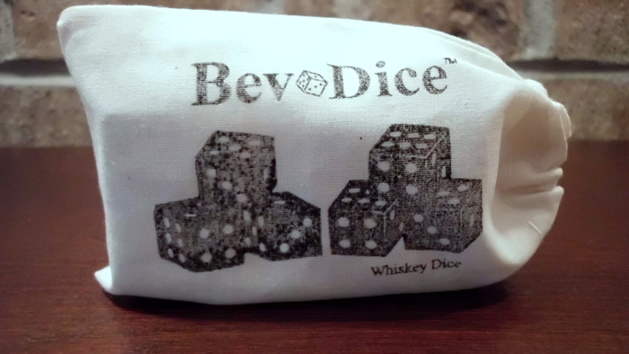 Bev Dice Whiskey Dice