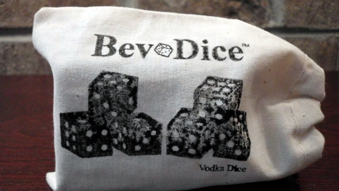 Bev Dice Vodka Dice
