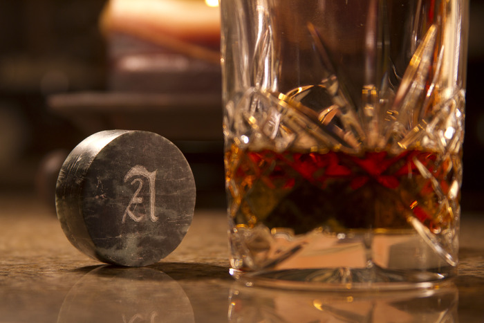 Soapstone Discs – One set includes 2 polished soapstone discs for your beverage. Add a monogram for the final touch.