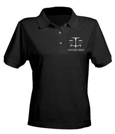 "Ladies' Limited Edition ""Founder's Polo"" (only 100 shirts will be produced)"