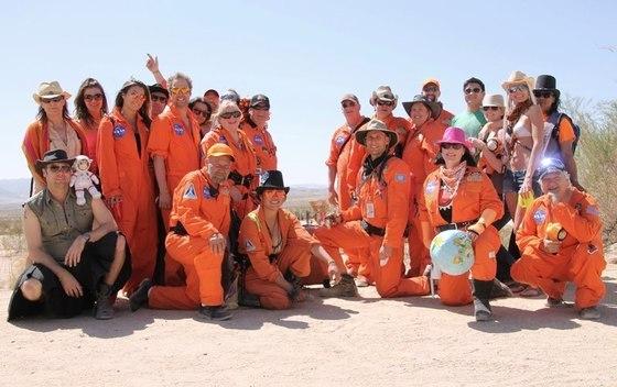 Desert Wizards of Mars at BEquinox 2013