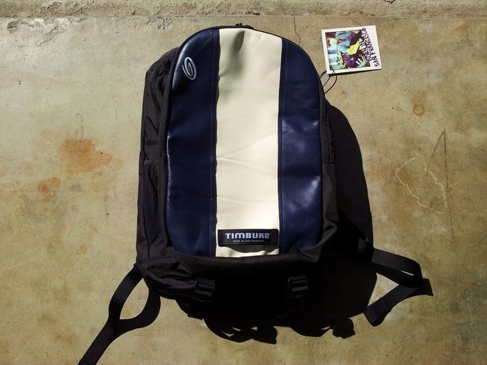 KNOCKOUT backpack
