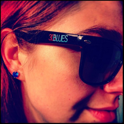 3DBLUES Sunglasses