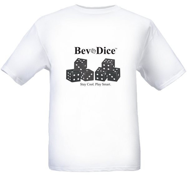 Bev Dice Soft Cotton Men's T-Shirt