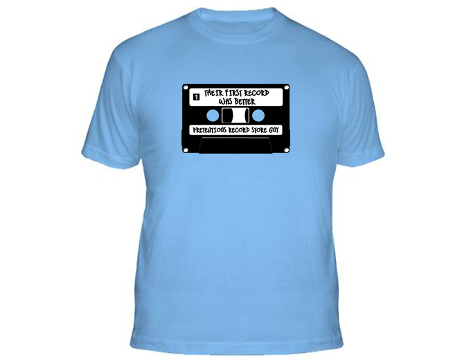Their First Record Was Better PRSG T-Shirt