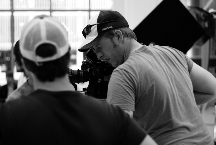 Cinematographer Steve Marshall